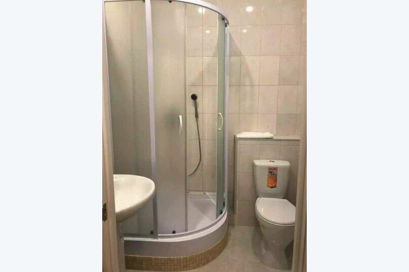 Улучшенный двухместный номер с собственной ванной комнатой, Сортировочная-Московская улица, 15, Санкт-Петербург - Фотография 5