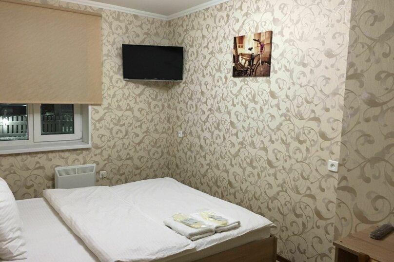 Двухместный номер с одной кроватью, Сортировочная-Московская улица, 15, Санкт-Петербург - Фотография 1