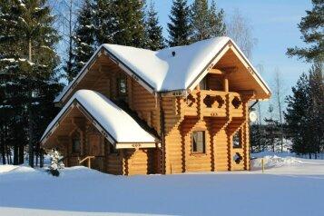 Дом, 80 кв.м. на 4 человека, 2 спальни, деревня Андрейково, 999, Тверь - Фотография 1