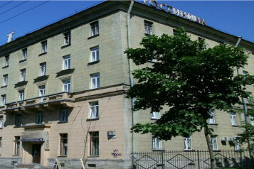 Отель, улица Севастьянова, 3 на 88 номеров - Фотография 1