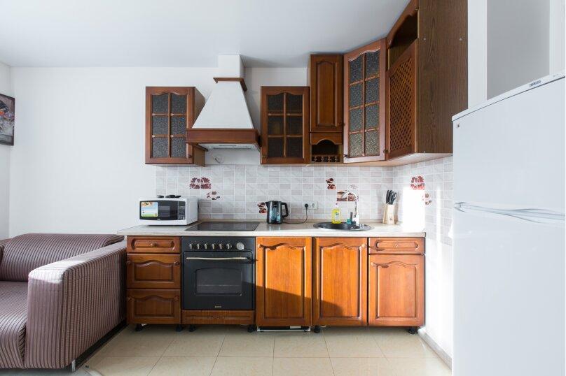 1-комн. квартира, 32 кв.м. на 3 человека, Молодёжная улица, 78, Химки - Фотография 1