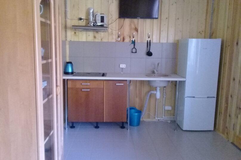 Дом, 60 кв.м. на 4 человека, 2 спальни, пос. Первомайское, ул. Полевая, 58, Санкт-Петербург - Фотография 2