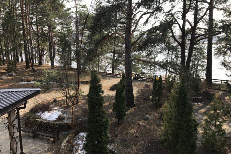 Двухместный номер с видом на реку и балконом, 2 эт, В5, В6, С2, С3, д. Бурцево, 18, Кимры - Фотография 5