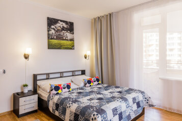 2-комн. квартира, 70 кв.м. на 4 человека, Дивенская улица, Санкт-Петербург - Фотография 2