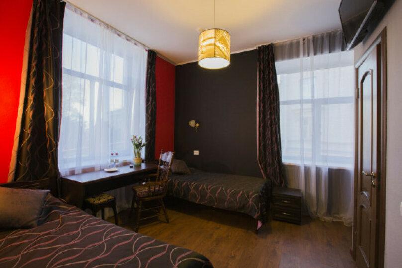 Двухместный стандарт с двумя раздельными кроватями, улица Савушкина, 7, Санкт-Петербург - Фотография 2