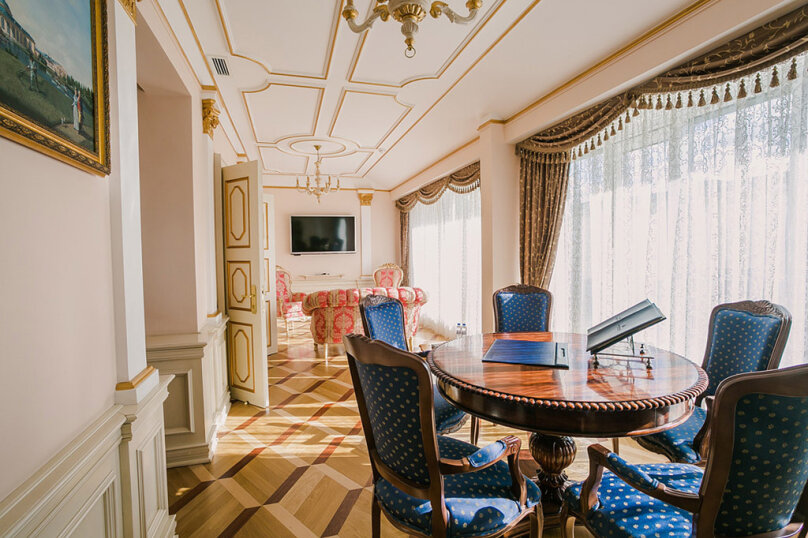 RIVER PREMIER SUITE with terrace, Университетская набережная, 21, Санкт-Петербург - Фотография 1