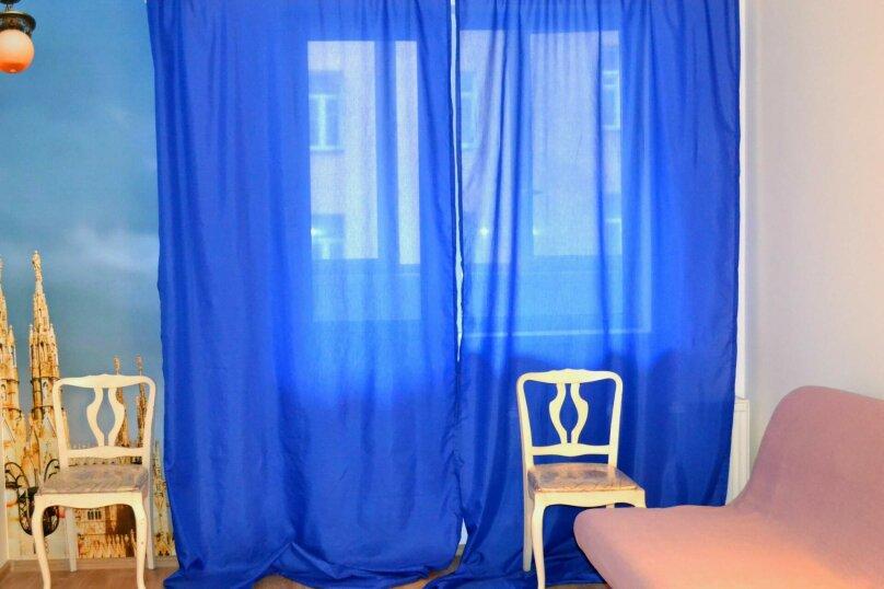 1-комн. квартира, 25 кв.м. на 4 человека, Смоленская улица, 18, Санкт-Петербург - Фотография 10