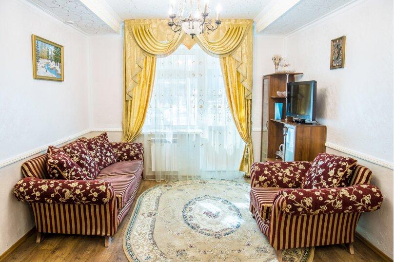 «Люкс» 3-х комнатный, Карачаевская улица, 103, Домбай - Фотография 1