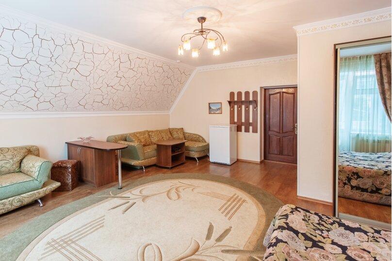 Двухместный номер «Комфорт» с 1 кроватью, Карачаевская улица, 103, Домбай - Фотография 2