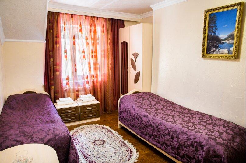 НОМЕР «СЕМЕЙНЫЙ» TWIN+TWIN, Карачаевская улица, 103, Домбай - Фотография 1