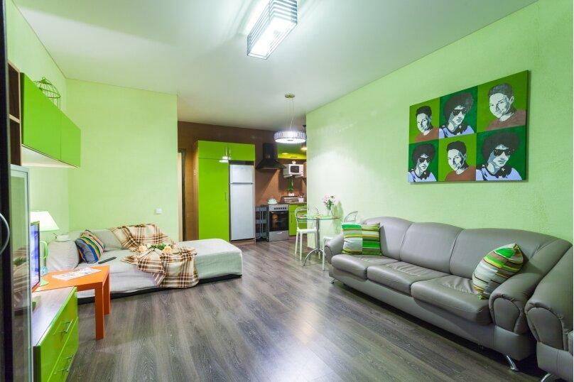 2-комн. квартира, 42 кв.м. на 5 человек, Полтавский проезд, 2, Санкт-Петербург - Фотография 2
