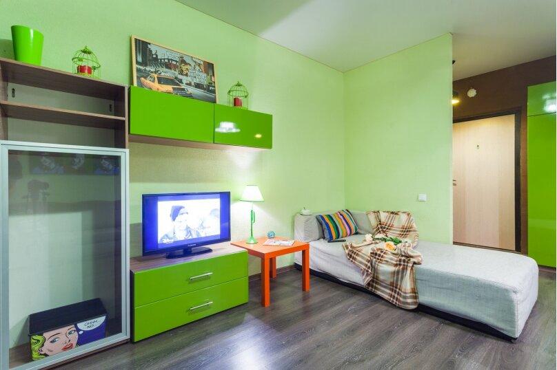 2-комн. квартира, 42 кв.м. на 5 человек, Полтавский проезд, 2, Санкт-Петербург - Фотография 3