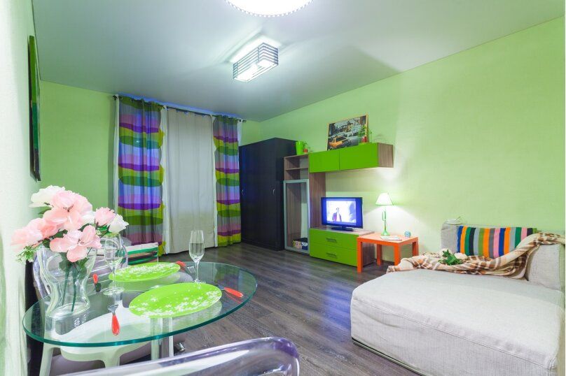 2-комн. квартира, 42 кв.м. на 5 человек, Полтавский проезд, 2, Санкт-Петербург - Фотография 9