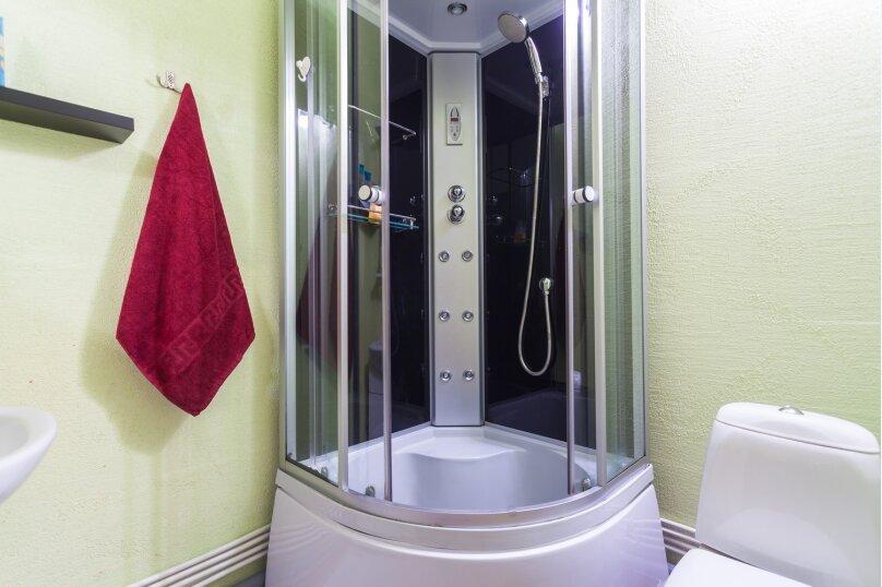 2-комн. квартира, 42 кв.м. на 5 человек, Полтавский проезд, 2, Санкт-Петербург - Фотография 16