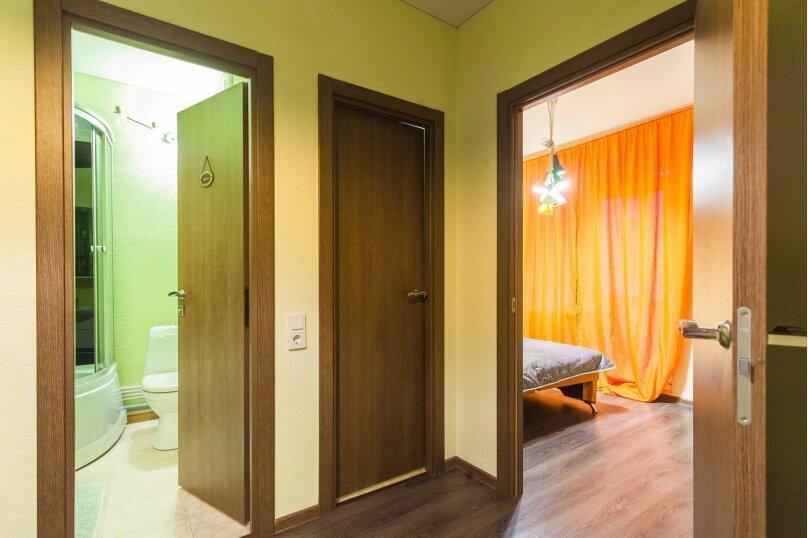2-комн. квартира, 42 кв.м. на 5 человек, Полтавский проезд, 2, Санкт-Петербург - Фотография 18