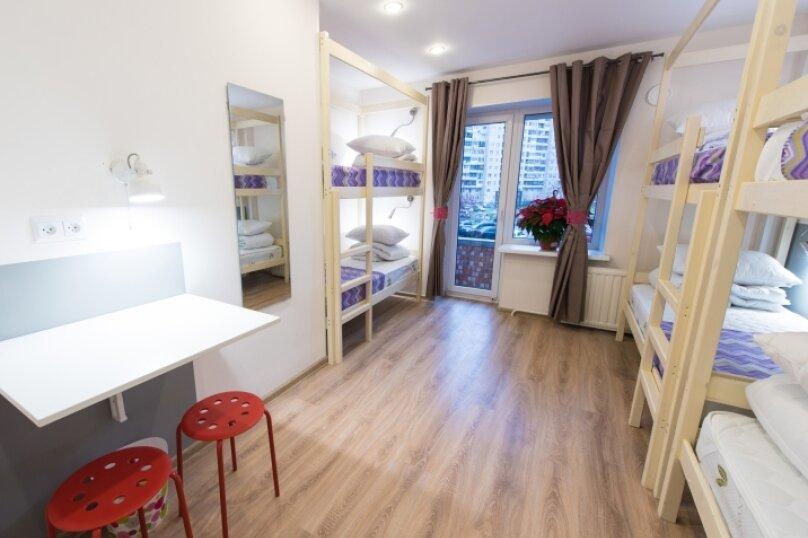 Общая комната для женщин, улица Ленсовета, 88, метро Звездная, Санкт-Петербург - Фотография 1