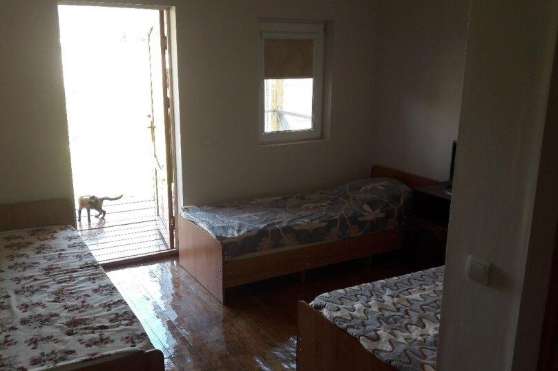 Стандарт с тремя односпальными кроватями, переулок Эшба, 17а, Цандрыпш - Фотография 5