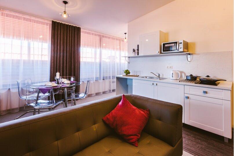 """Апарт-отель """"Симпатико"""", улица Республики, 49 на 5 номеров - Фотография 20"""