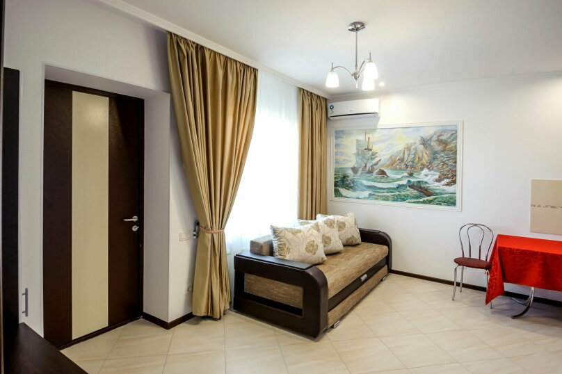 Люкс с 1 спальней (3-х местный), улица Чкалова, 10, Саки - Фотография 4