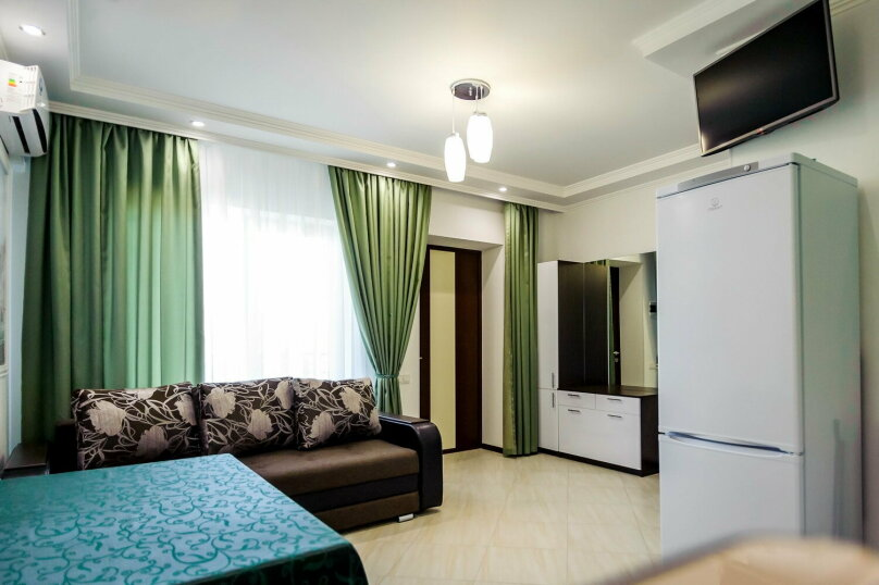 Люкс с 1 спальней (3-х местный), улица Чкалова, 10, Саки - Фотография 6
