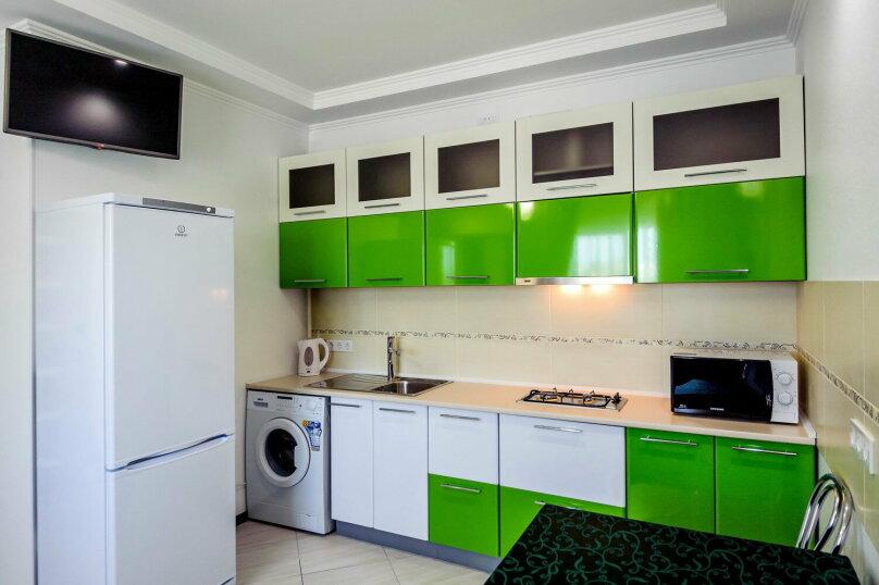 Люкс с 1 спальней (3-х местный), улица Чкалова, 10, Саки - Фотография 8