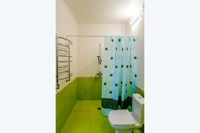 Люкс с 1 спальней (3-х местный), улица Чкалова, 10, Саки - Фотография 14