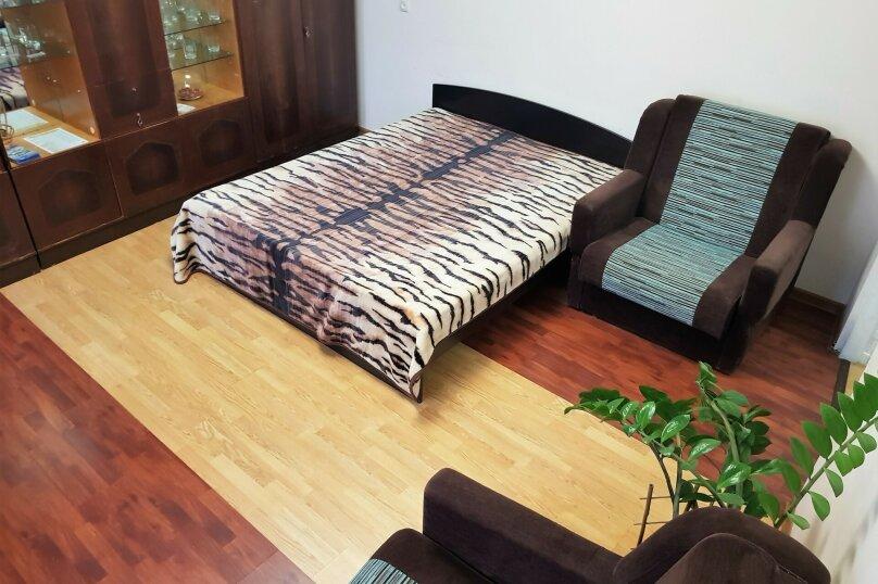 1-комн. квартира, 47 кв.м. на 4 человека, улица Дегтярева, 60, Пятигорск - Фотография 17