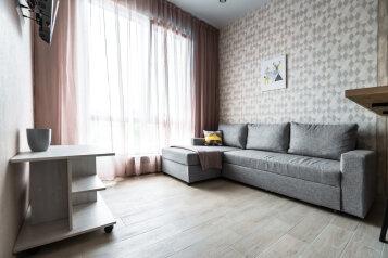 3-комн. квартира, 65 кв.м. на 6 человек, переулок Кувшинок, 8, Сочи - Фотография 1