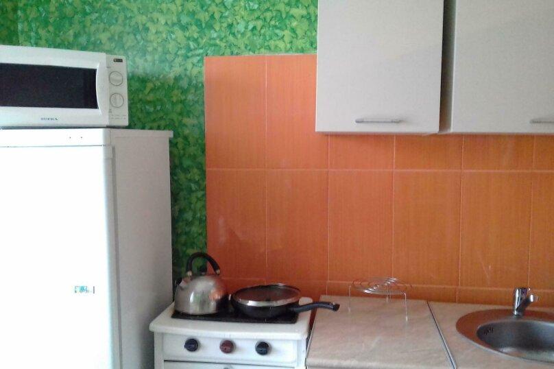1-комн. квартира, 32 кв.м. на 4 человека, Республиканская улица, 4, Волгоград - Фотография 9