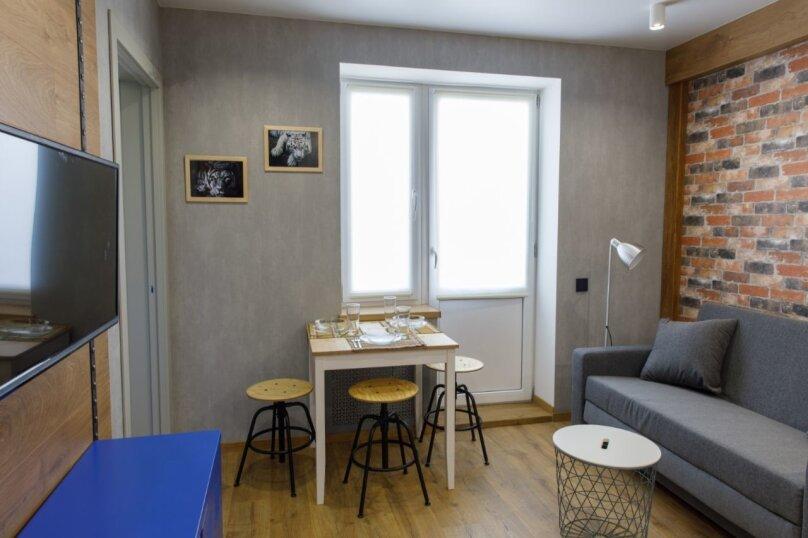 2-комн. квартира, 53 кв.м. на 4 человека, Первомайская улица, 2к2, Пятигорск - Фотография 4