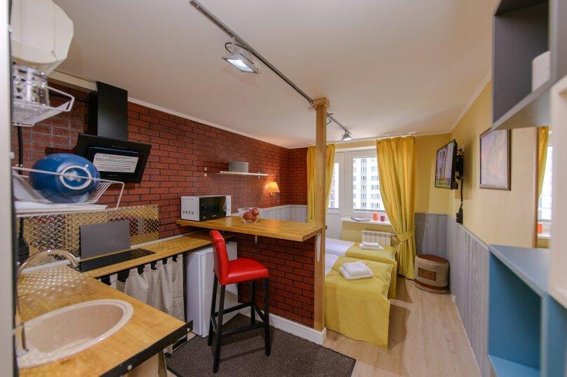 Апартаменты Студио Extra Simple, улица Маршала Тухачевского, 27к2, Санкт-Петербург - Фотография 1