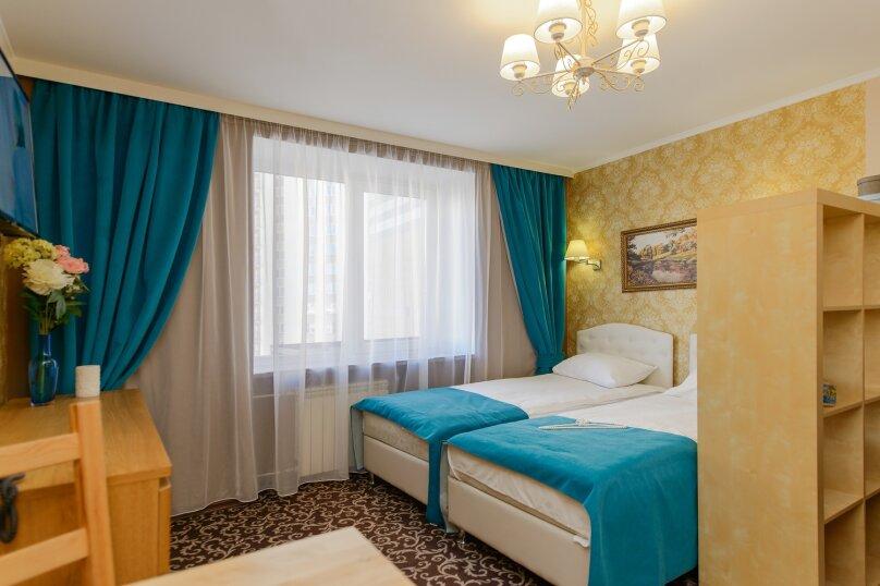 Апартаменты Студио, улица Маршала Тухачевского, 27к2, Санкт-Петербург - Фотография 1