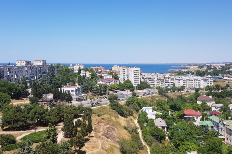 1-комн. квартира, 40 кв.м. на 2 человека, улица Репина, 1Б/2, Севастополь - Фотография 2