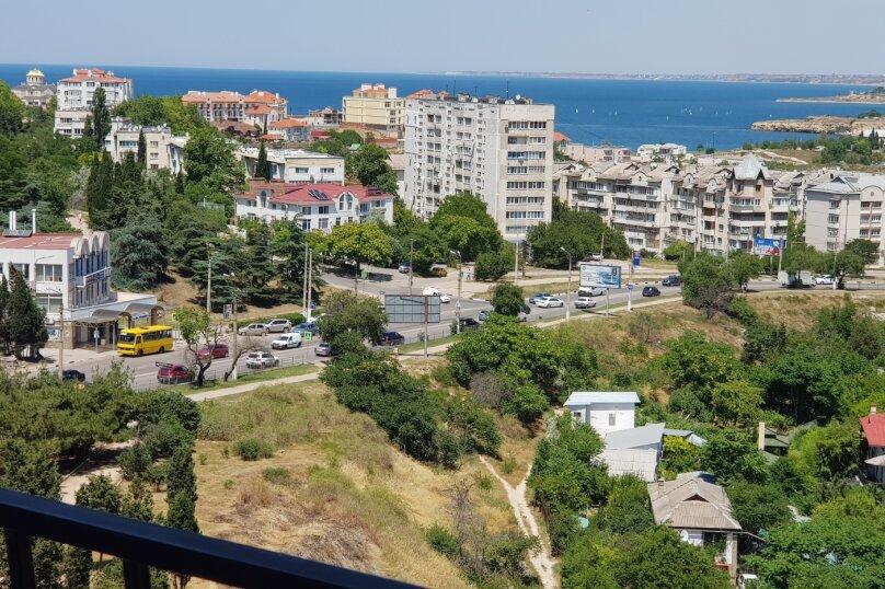 1-комн. квартира, 40 кв.м. на 2 человека, улица Репина, 1Б/2, Севастополь - Фотография 3
