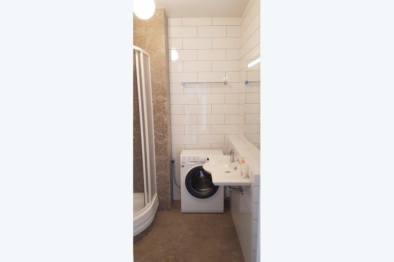 1-комн. квартира, 40 кв.м. на 2 человека, улица Репина, 1Б/2, Севастополь - Фотография 5