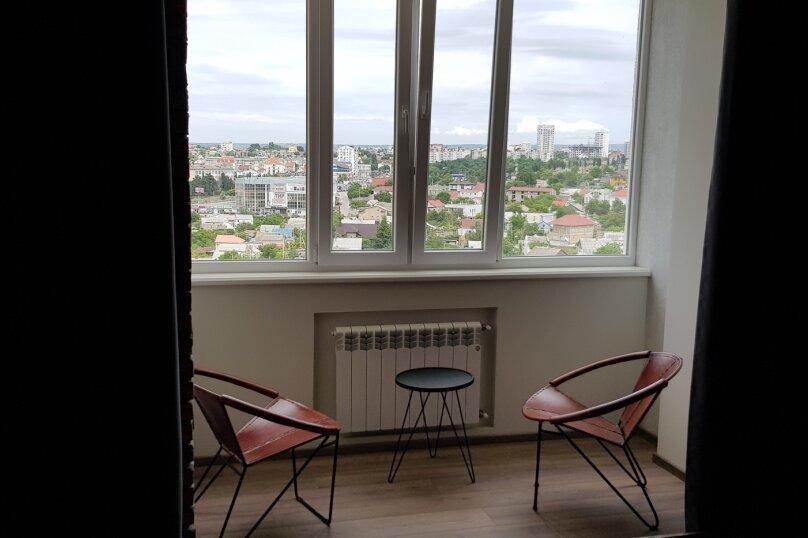 1-комн. квартира, 40 кв.м. на 2 человека, улица Репина, 1Б/2, Севастополь - Фотография 6