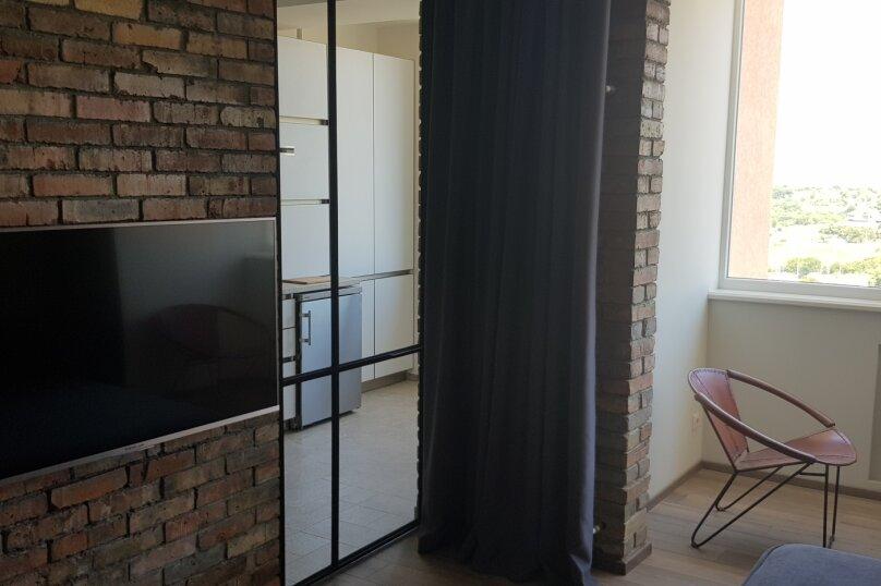 1-комн. квартира, 40 кв.м. на 2 человека, улица Репина, 1Б/2, Севастополь - Фотография 9