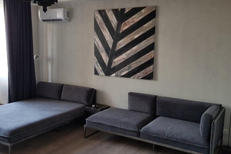 1-комн. квартира, 40 кв.м. на 2 человека, улица Репина, 1Б/2, Севастополь - Фотография 12