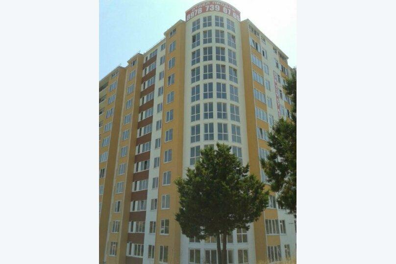1-комн. квартира, 40 кв.м. на 2 человека, улица Репина, 1Б/2, Севастополь - Фотография 14