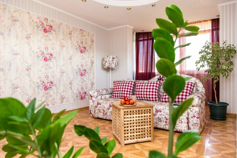 2-комн. квартира, 65 кв.м. на 4 человека, улица Гагарина, 1, Сочи - Фотография 15