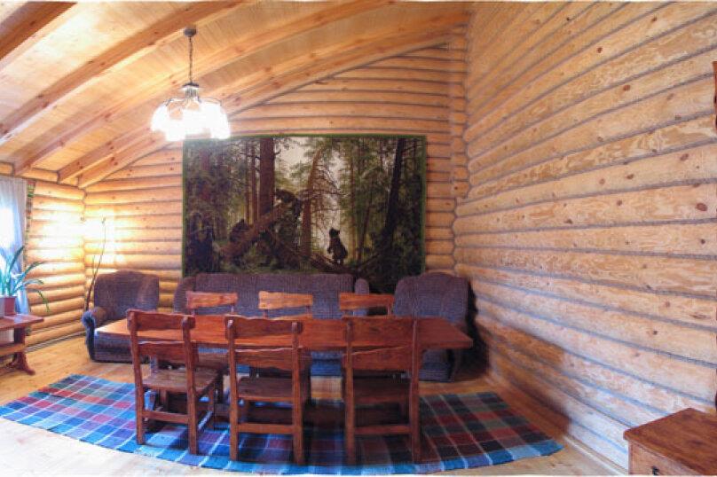 Коттедж на 6мест, деревня Плешково, 685 В, Кимры - Фотография 2