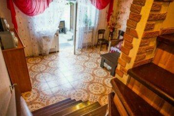 БУНГАЛО, 100 кв.м. на 8 человек, 3 спальни, д. Зеленая Поляна, Цветочная, Банное - Фотография 1