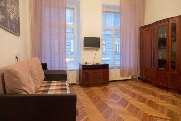 1-комн. квартира, 44 кв.м. на 4 человека, улица Восстания, Санкт-Петербург - Фотография 1