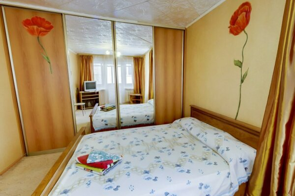 1-комн. квартира, 33 кв.м. на 2 человека, Российская улица, 82/2, Уфа - Фотография 1