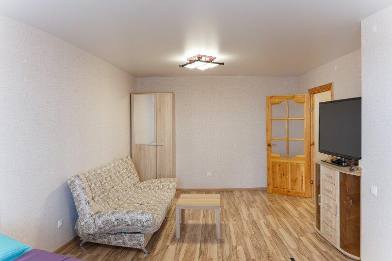 1-комн. квартира, 42 кв.м. на 4 человека, Первомайский проспект, 42, Петрозаводск - Фотография 13