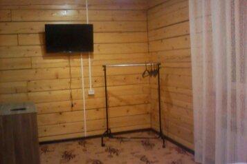 Уютный гостевой коттедж на 6 гостей, 65 кв.м. на 6 человек, 3 спальни, улица Пирогова, Шерегеш - Фотография 2