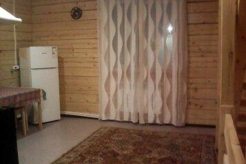 Уютный гостевой коттедж на 6 гостей, 65 кв.м. на 6 человек, 3 спальни, улица Пирогова, Шерегеш - Фотография 3