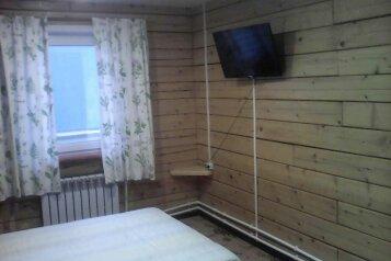 Гостевой коттедж на 8 гостей, 75 кв.м. на 8 человек, 2 спальни, улица Пирогова, Шерегеш - Фотография 2