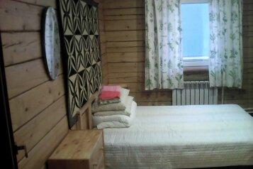 Гостевой коттедж на 8 гостей, 75 кв.м. на 8 человек, 2 спальни, улица Пирогова, Шерегеш - Фотография 1