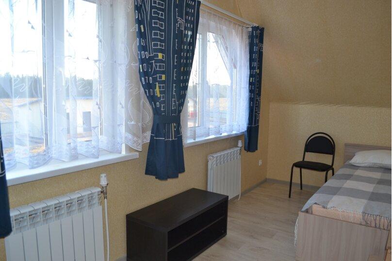 Дом на берегу реки Олонка, 100 кв.м. на 9 человек, 3 спальни, Зивчальская улица, 32А, Ильинский, Карелия - Фотография 3